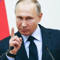 Putyin a saját képére formálná a nyugatot