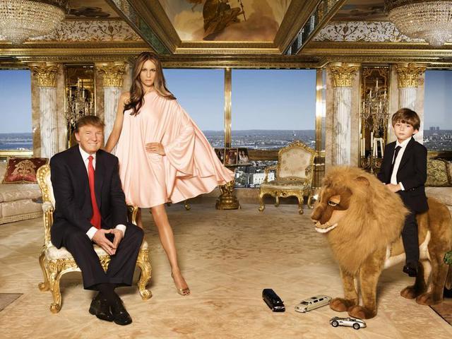 Melania Trump konzervatív nő?