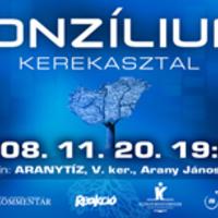Konzílium Kerekasztal - I. felvonás: Nemzeti blogcsúcs