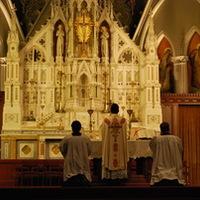 A hagyományos (ún. tridenti) liturgia I.