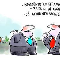 MÁV, BKV, Posta stb.: egy javaslat