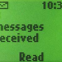 A lesajnált SMS – Egy rég elfeledett technológia az aranykorát éli