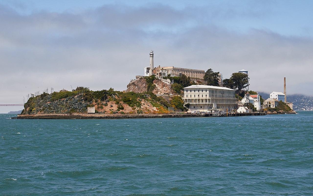 Az Alcatraz-sziget