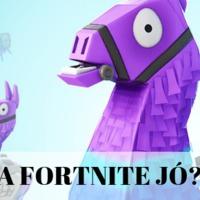 Őszinte vélemény: Fortnite