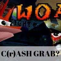 Miért aggódom Crash Bandicoot miatt?