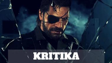 Őszinte vélemény Metal Gear Solid V: The Phantom Pain