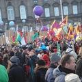 A tüntetésről (videóval)