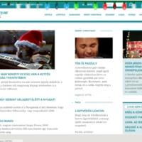 Egy kattintással karácsonyi weblapot csinálhatsz bármiből!