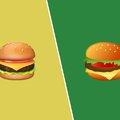 Az élet nagy problémái: rossz a Google sajtburger-emojija