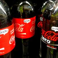 Tudja, miért szüntette meg a Coca-Cola a 2 literes palackokat?
