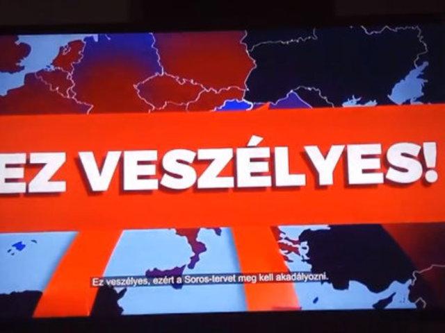 Stop Soros, Stop György - májustól nem lehetsz Gyuri