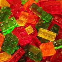 Lego gumicukor