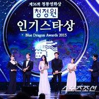 A 36. Blue Dragon Awards győzteseinek listája