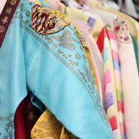 Hagyományos koreai viseletek és kiegészítők