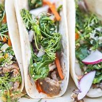 A koreai taco