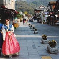Tegyünk egy sétát Jeonju-ban!
