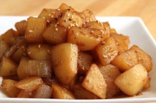 Egy egyszerű, de finom koreai köret receptje