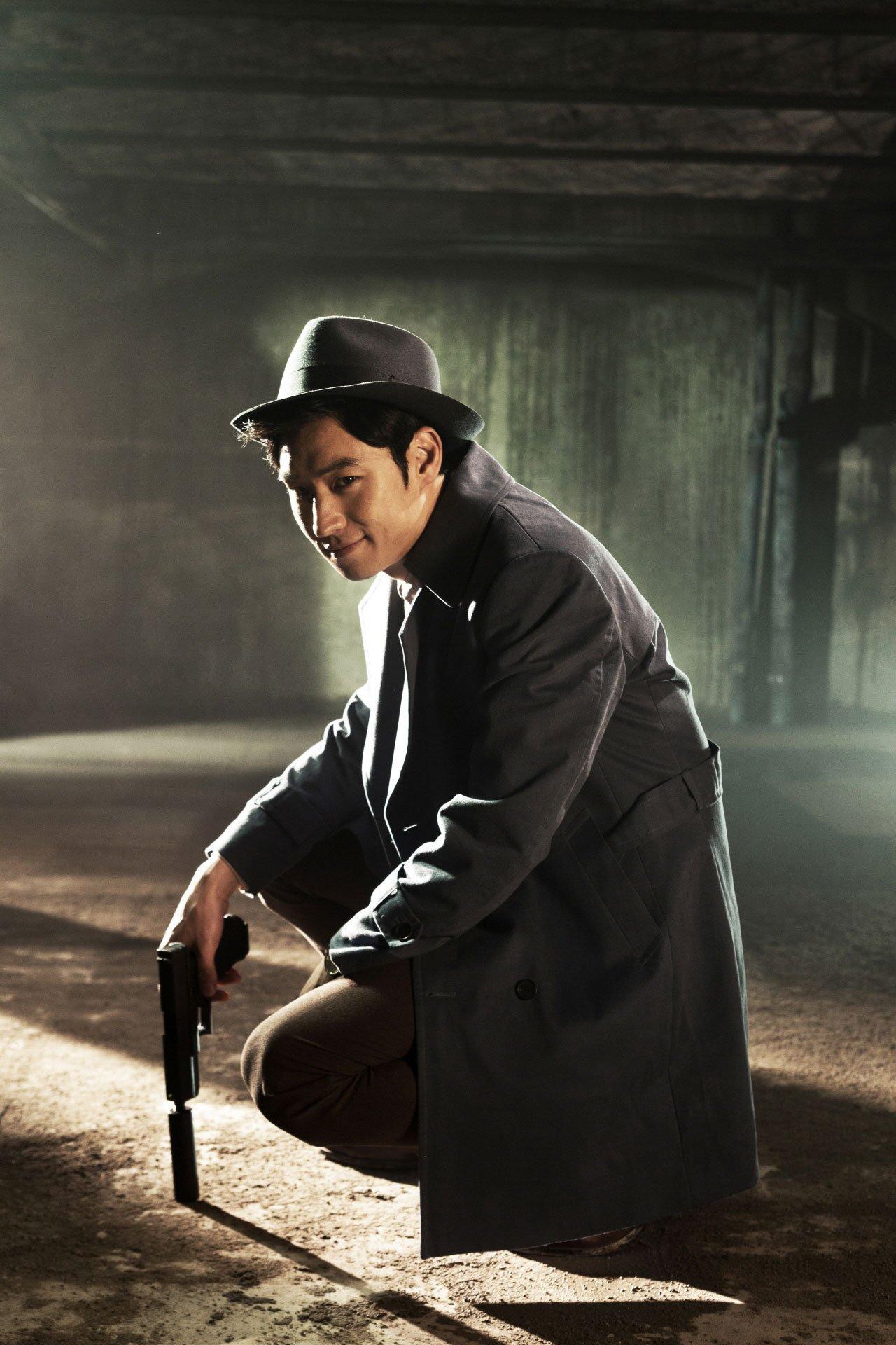 Lee Je-hoon (이제훈) Hong Gil-dong (홍길동) szerepében