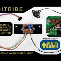 Amazing Machines MIDITRIBE - MIDI bemeneti interfész a monotribe-hoz