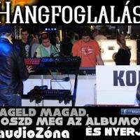 Hangfoglalás 2012 AudioZóna fotóalbum - Tageld magad, oszd meg és nyerj!