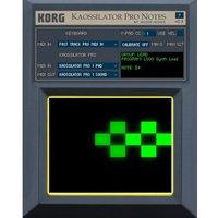 Kaossilator Pro Notes -  használd hangmodulként KO Pro-dat egy ingyenes szoftver segítségével!