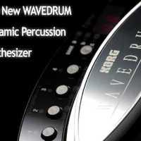WaveDrum - dobolj futurisztikus megközelítésben!