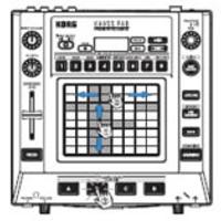 Új KaossPad 3 oprendszer és editor