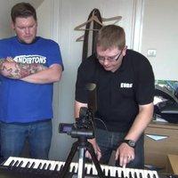 KORG KROME - 20 perces áttekintő videó az új workstation-ről