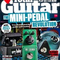 Head és Munky a Total Guitar magazinban