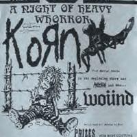 Új KoRn oldal, illetve színfalak mögötti felvétel
