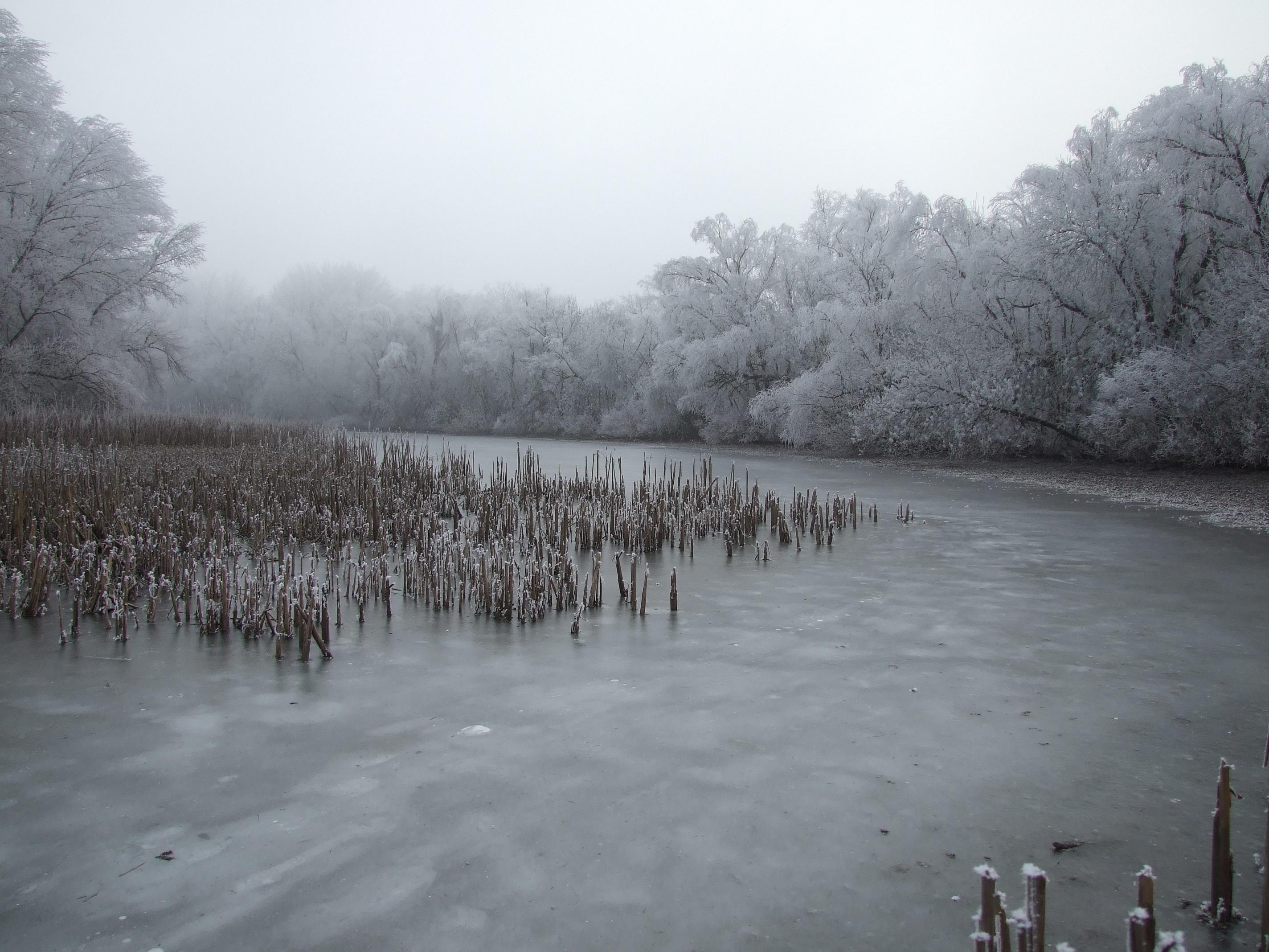A Nagy fokon is stabilnak tűnt a jég . De nem volt az