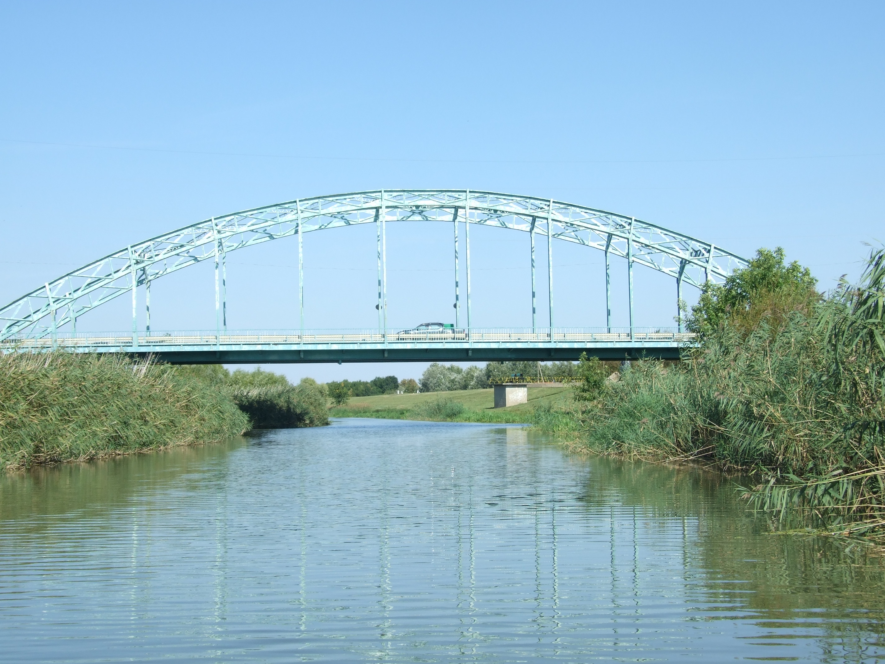 A Szeghalmi híd