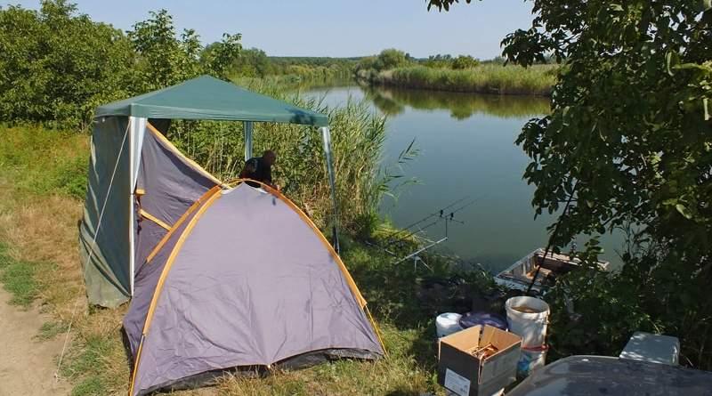Sok sátrazásra alkalmas hellyel rendelkezik Fotó: KHESZ