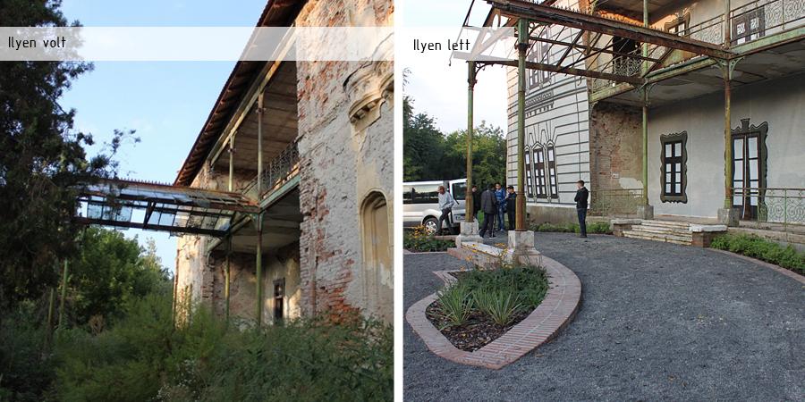 Ilyen volt, ilyen lett. Forrás: http://borokart.blogspot.hu/