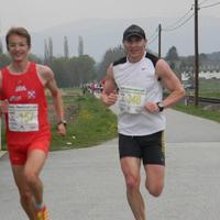 Bad Waltersdorf 12km 2012-04-12 Vissza a rövidebb távokhoz