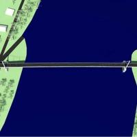 Szentendre-Szigetmonostor közötti kerékpáros híd elhelyezésének kérdése