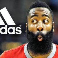 Nem csak a 200 millió dollár miatt írt alá James Harden az adidashoz