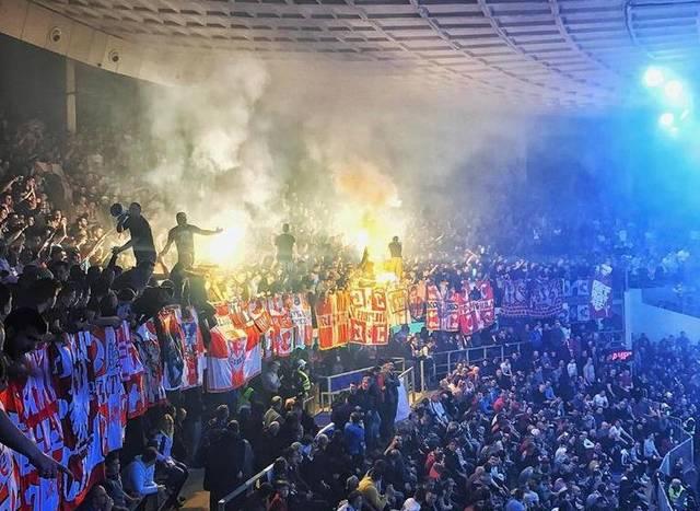 A szerb kupadöntő szurkolói szemmel