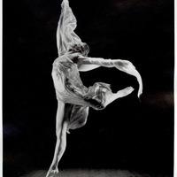 Művésznők-sorozat. Táncosnők 3.