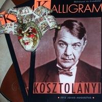 Kosztolányi–Kalligram!