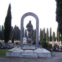 Séta a velencei temetőben