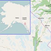 Alaszka kötélpályái az aranyláz idején
