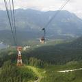 Lecserélik Németország legmagasabb hegyére közlekedő felvonóját