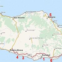 Madeira panoráma-felvonói
