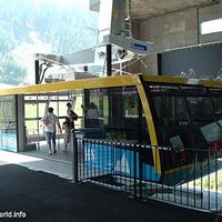 Ahornbahn - Ausztria 160 személyes óriása
