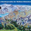 Weißsee Gleccserliftje a Magas-Tauern szívében