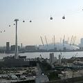 Kötélpálya a városban 4.: Felvonóval a Temze felett - Emirates Air Line