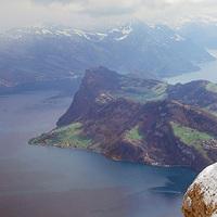 Bürgenstock - svájci sziklamászás siklóval és személyfelvonóval