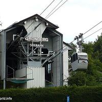Grünbergbahn - Gmunden új felvonója