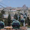 Update hír La Paz városi kötélpályájáról